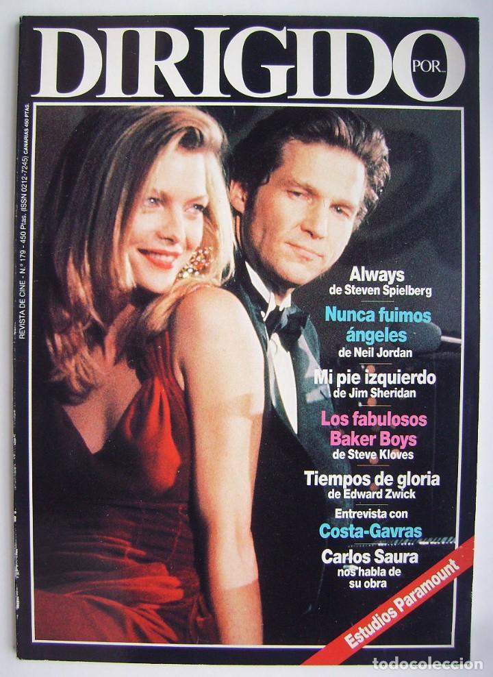 REVISTA DIRIGIDO POR, Nº 179. 1990 (Cine - Revistas - Dirigido por)