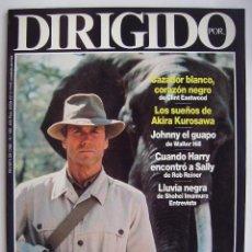 Cine: CLINT EASWOOD. REVISTA DIRIGIDO POR, Nº 180. 1990. Lote 218601521