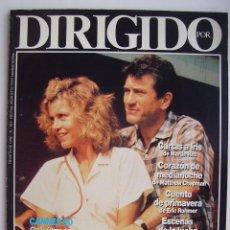 Cinema: ROBERT DE NIRO. REVISTA DIRIGIDO POR, Nº 181. 1990. Lote 218601696