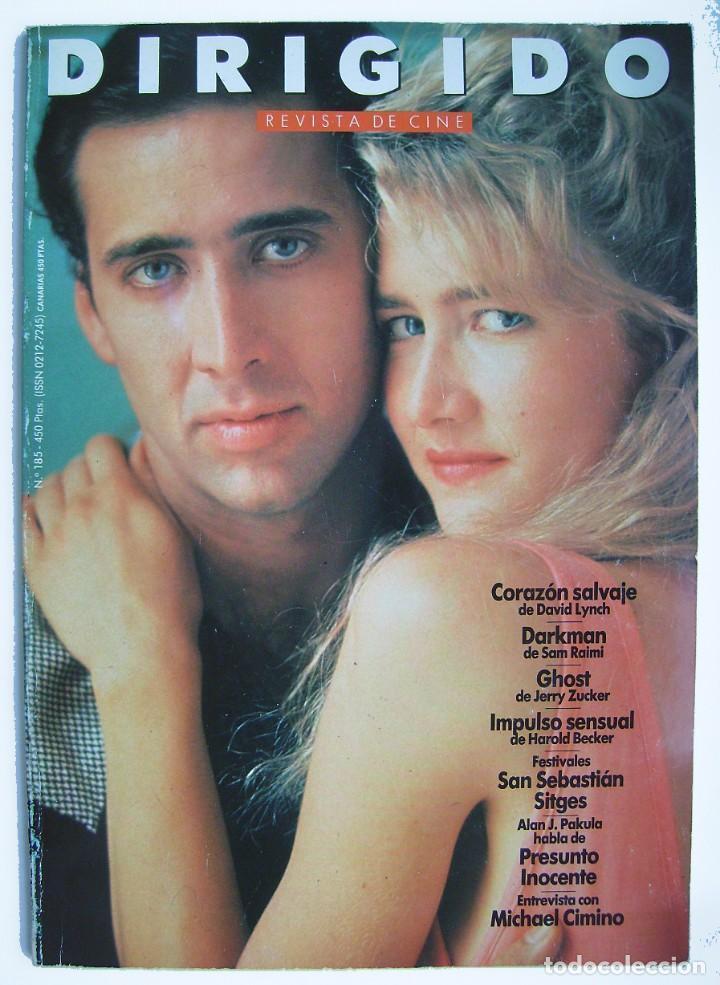 REVISTA DIRIGIDO POR, Nº 185. 1990 (Cine - Revistas - Dirigido por)