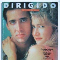 Cine: REVISTA DIRIGIDO POR, Nº 185. 1990. Lote 218602082