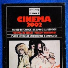Cine: CINEMA 2002 - MAYO 1980. Lote 218710983