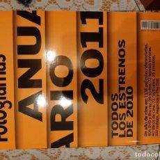 Cine: ANUARIO FOTOGRAMAS 2011. Lote 219176547