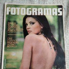 Cine: FOTOGRAMAS Nº 1341 AÑO 1974 - MARIA JOSÉ CANTUDO, NEDA ARNERIC, LUIS MARIANO, EWA AULIN. Lote 219313716