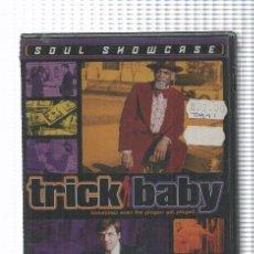Cine: PELICULA DVD: TRICK BABY, SOUL SHOWCASE. UNIVERSAL (1972). Lote 219324053