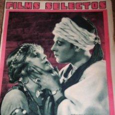 Cine: FIMS SELECTOS N.77. Lote 219354768