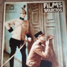 Cine: FIMS SELECTOS N.74. Lote 219355407