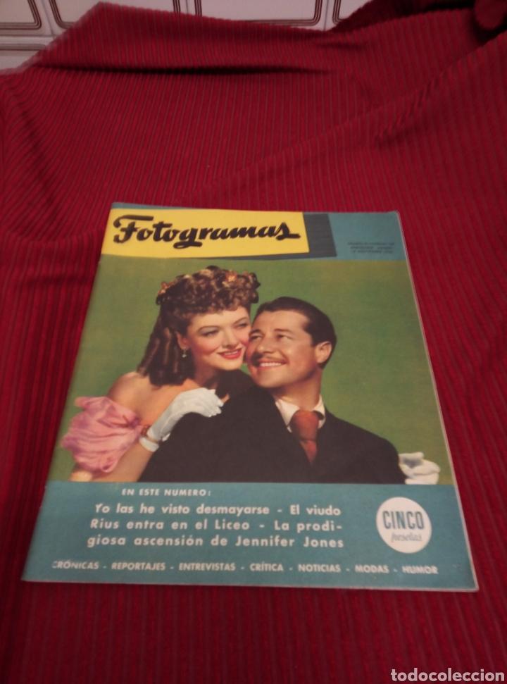 Cine: Revista Fotogramas. Año 1946. - Foto 3 - 219522762