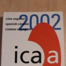 Cine: 1 GUIA DE ** CINE ESPAÑOL 2002 ** MEC. 2003 WIRO BERRIATUA. Lote 219633585