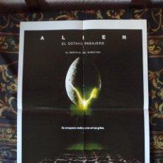 Cinema: CARTEL DOBLE 40X60 APROX DE LAS PELICULAS: UNDERWORLD Y ALIEN EL OCTAVO PASAJERO. Lote 219689751