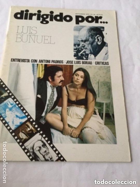 DIRIGIDO POR - LUIS BUÑUEL- NUM.26 (Cine - Revistas - Dirigido por)