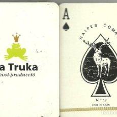 Cine: LA TRUKA - POST PRODUCCIÓ. Lote 219959248