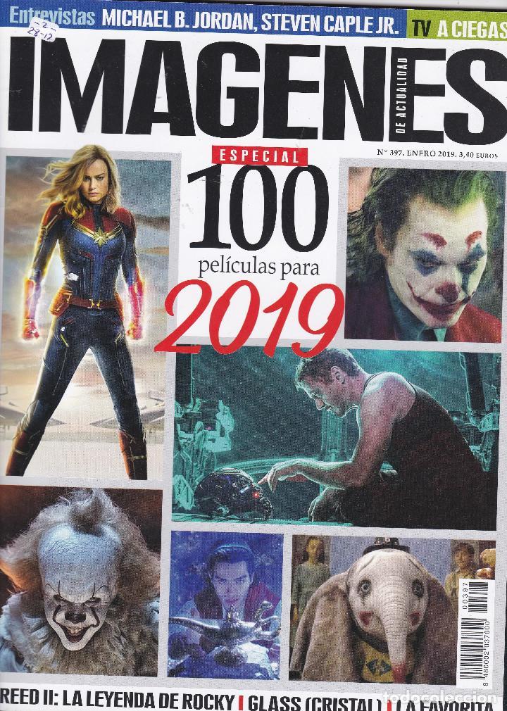 REVISTA IMAGENES Nº 397 (Cine - Revistas - Imágenes de la actualidad)