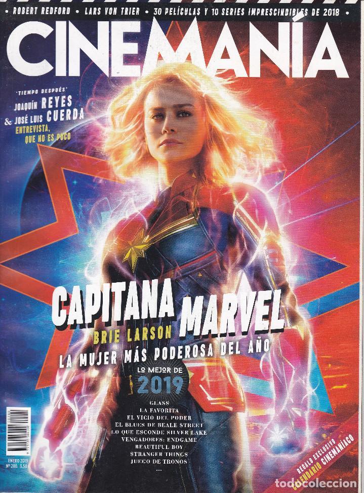 REVISTA CINEMANIA Nº 280 (Cine - Revistas - Imágenes de la actualidad)