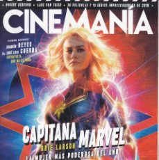 Cine: REVISTA CINEMANIA Nº 280. Lote 219962556