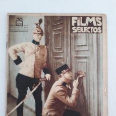 Cine: FILMS SELECTOS N⁰ 74. Lote 219964470