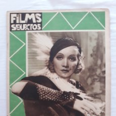 Cine: FILMS SELECTOS N⁰ 87. Lote 219965906