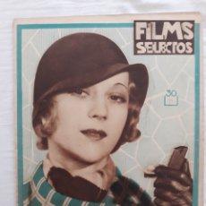 Cine: FILMS SELECTOS N⁰ 91. Lote 219967496