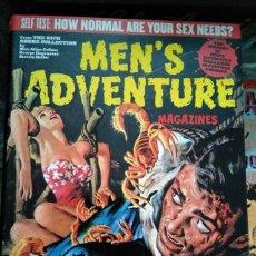 Cine: MEN'S ADVENTURE MAGAZINE - TASCHEN - 511 PAGINAS. Lote 220439113