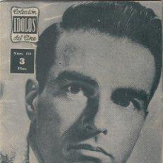 Cine: COLECCION IDOLOS DEL CINE 1958: MONTGOMERY CLIFT. Lote 220494138