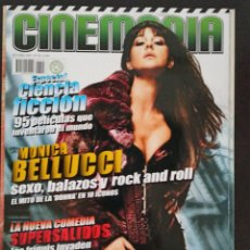 Cine: CINEMANIA OCTUBRE 2007. Lote 220499247