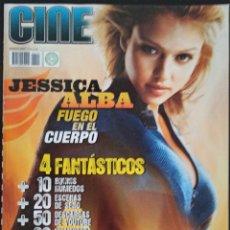 Cine: CINEMANIA NÚMERO 143 AGOSTO 2007. Lote 220500901