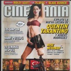 Cine: CINEMANIA. Lote 220501058