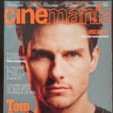 Cine: CINEMANIA MARZO 1997. Lote 220501502