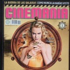 Cine: CINEMANIA NÚMERO 147 DICIEMBRE 2007. Lote 220501853