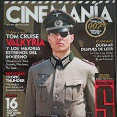 Cine: CINEMANIA NÚMERO 157 OCTUBRE 2008. Lote 220501978