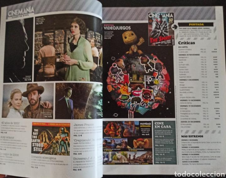 Cine: CINEMANIA número 159 Diciembre 2008 - Foto 2 - 220502592