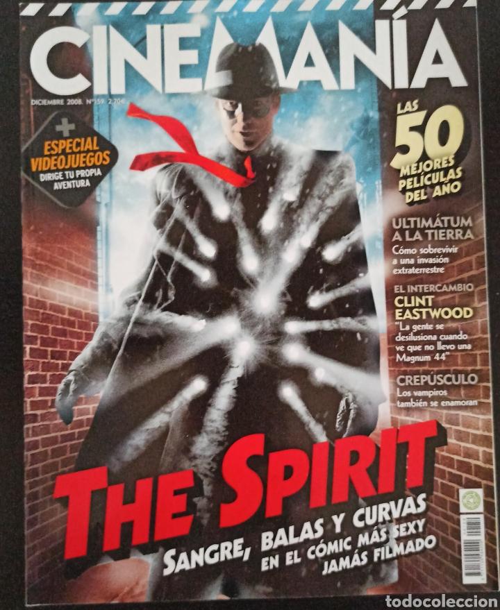 CINEMANIA NÚMERO 159 DICIEMBRE 2008 (Cine - Revistas - Cinemanía)