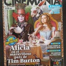 Cine: CINEMANIA NÚMERO 175 ABRIL 2010. Lote 220502735