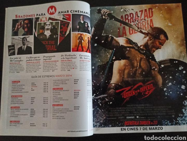 Cine: CINEMANIA número 222 Marzo 2014 - Foto 2 - 220503028