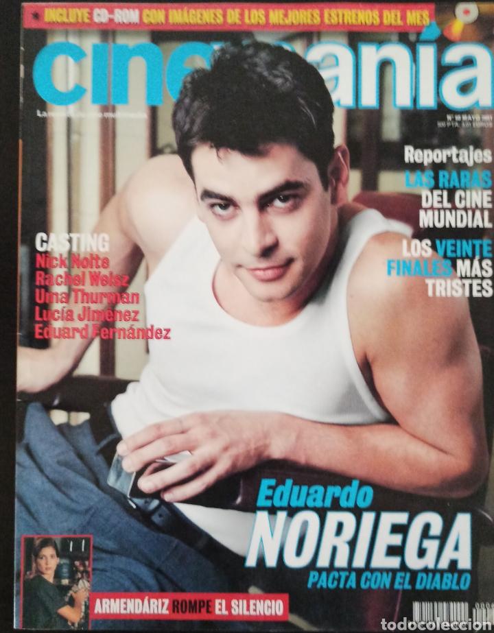 CINEMANIA NÚMERO 68 (Cine - Revistas - Cinemanía)