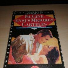 Cine: EL CINE EN SUS MEJORES CARTELES - CONTIENE 148 CARTELES. Lote 220564905