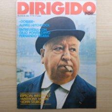 Cine: REVISTA DIRIGIDO POR Nº 74. Lote 220710976