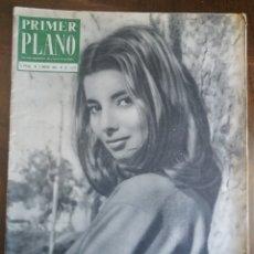 Cine: REVISTA PRIMER PLANO 1963. EL ENVIO ESTA INCLUIDO.. Lote 220768606