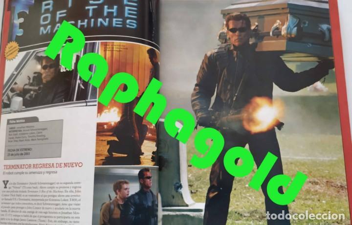Cine: Revista CINEMANÍA nº 86 Halle Berry James Bond Terminator Matt Damon Leonor Watling Al Pacino - Foto 4 - 220855395