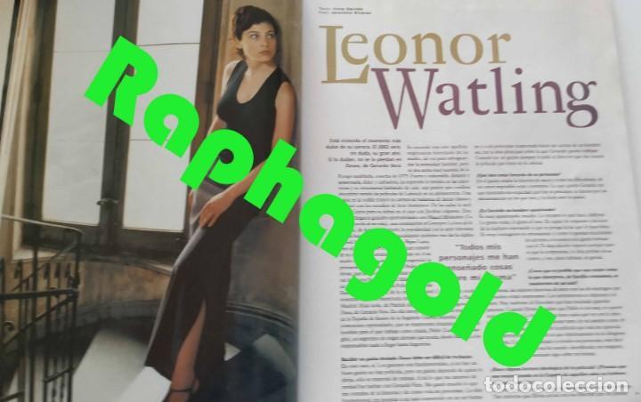 Cine: Revista CINEMANÍA nº 86 Halle Berry James Bond Terminator Matt Damon Leonor Watling Al Pacino - Foto 6 - 220855395