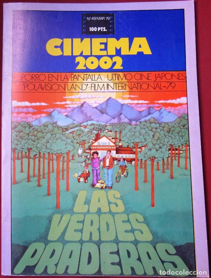 CINEMA 2002 NÚMERO 49 (Cine - Revistas - Cinema)
