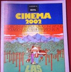 Cine: CINEMA 2002 NÚMERO 49. Lote 220955518