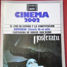 Cine: CINEMA 2002 NÚMERO 51. Lote 220963290