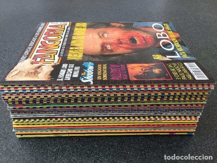 Cine: FANGORIA ESPAÑA - COMPLETA 35 NÚMEROS CON POSTERS - REVISTA DE TERROR - EDICIONES ZINCO 1991 ¡NUEVA! - Foto 2 - 220963760