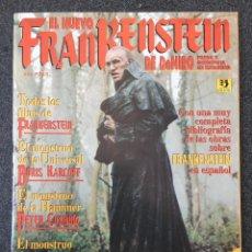 Cine: EL NUEVO FRANKENSTEIN DE DENIRO - EDICIONES ZINCO - 1995 - ¡NUEVO!. Lote 220967065