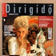 Cine: DIRIGIDO POR N° 357 (2006). ESPECIAL AVENTURAS EN LA MAR (LOS MEJORES FILMS), SOFIA COPPOLA,.... Lote 220980331