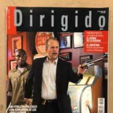 Cine: DIRIGIDO POR N° 355 (2006). PEDRO ALMODÓVAR, ANDREI TARKOVSKI, WIM WENDERS,.... Lote 220981095