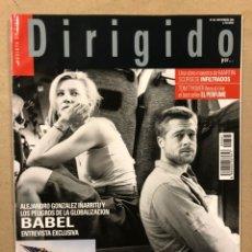 Cine: DIRIGIDO POR N° 351 (2006). CLINT EASTWOOD, BABEL, SCORSESE, STEPHEN FREARS,.... Lote 220982025