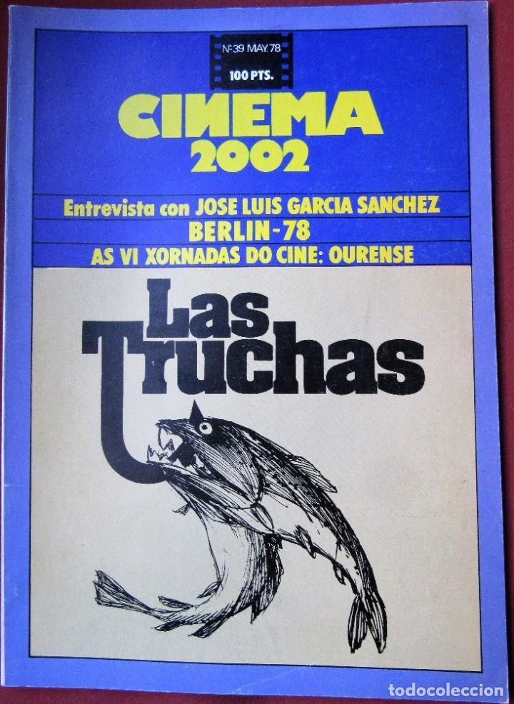 CINEMA 2002 NÚMERO 39 (Cine - Revistas - Cinema)
