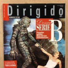 Cine: DIRIGIDO POR N° 329 (2003). DOSSIER SERIE B, ELIA KAZAN, WOODY ALLEN, PETER WEIR,.... Lote 220985085